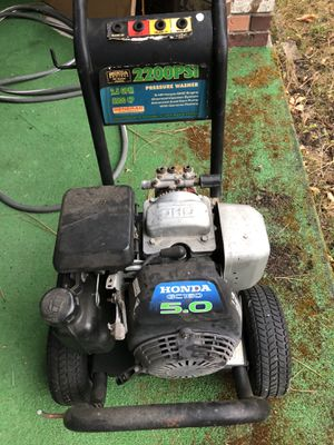 Honda power washer motor 2200 PSI for Sale in Lacey, WA