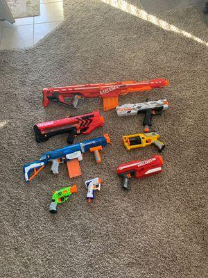 Nerf guns! for Sale in Albuquerque, NM