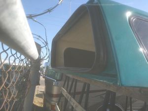 Long Bed Camper Shell for Sale in Tucson, AZ