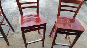 4 bar stools for Sale in Brandon, FL