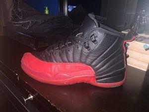 Jordan 12 size 10 No box trades are allowed for Sale in Chicago, IL