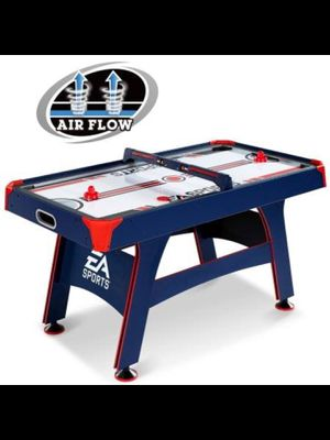 BRAND NEW EA Sports 60 Inch Air Powered Hockey Table with Overhead Electronic Scorer. for Sale in Bayonne, NJ