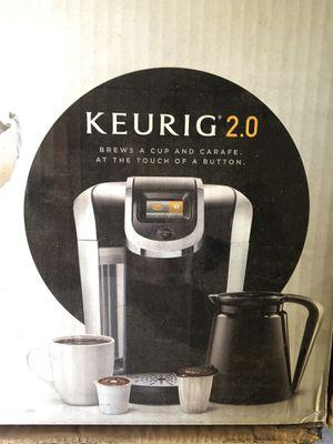 KEURIG. 2.0 for Sale in San Gabriel, CA