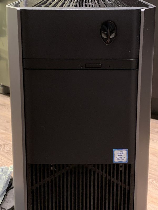 Dell Aurora R7 - gtx1080