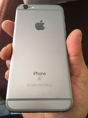 Perfect condition iPhone 6s 32gb for T-Mobile and metro pcs carriers only. for Sale in Santa Ana, CA