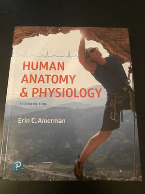 Human anatomy and physiology second edition for Sale in Mint Hill, NC