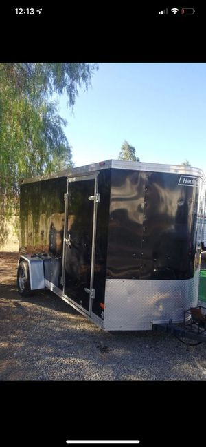 Trailer 14x6.6 good condition for Sale in Corona, CA