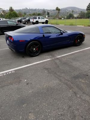 2005 chevy corvette C6 automatic for Sale in Lincoln Acres, CA