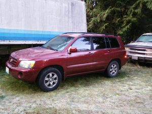 2005 Toyota Highlander for Sale in Snohomish, WA