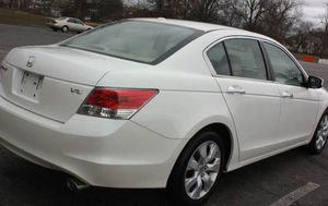 Honda Accord V6 Sedan FullyLeather 3.5L for Sale in Jackson, MS