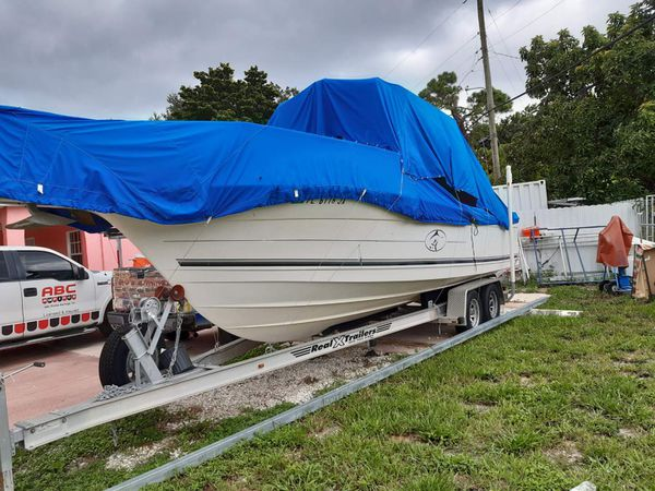 Boat for sale 97 Bayliner Trophy 25 feet