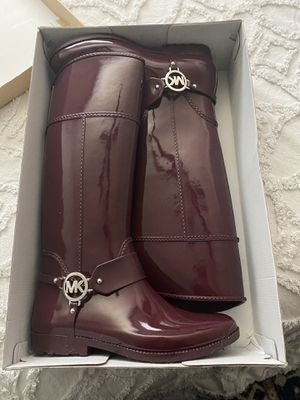 Michael Kors rain boots for Sale in Austin, TX