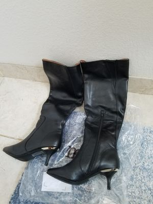 Knee high boots tall order women size 6 for Sale in San Leandro, CA