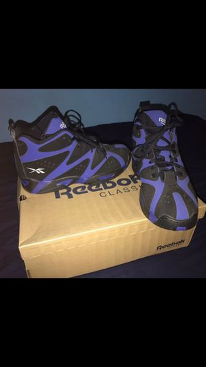 Reebok kamikaze - size 10 for Sale in Aliquippa, PA