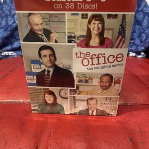 🚦 $90 - The Office Complete DVD Set - Trusted Seller ✅ for Sale in Arlington, VA