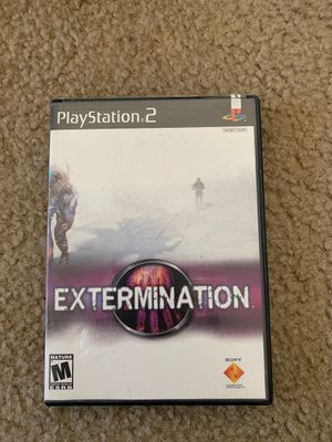 Extermination PS2 for Sale in Gilroy, CA