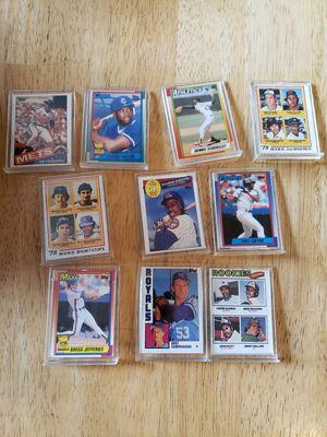 1990 Topps MLB Baseball All-Stars Double Headers cards for Sale in Gresham, OR