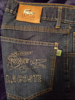 Lacoste denim shorts size 36 for Sale in Los Angeles, CA
