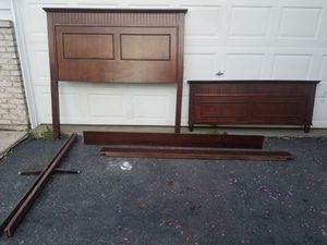 Queen Bed Frame for Sale in Plainfield, IL