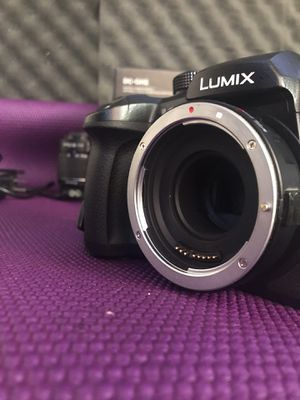 Panasonic GH5 (like new ) with v-log ! for Sale in Miami, FL