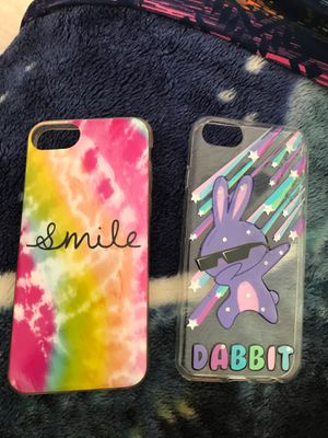 Iphone cases 6/7/8 for Sale in Silsbee, TX