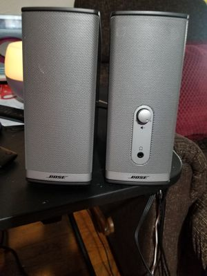 PC speaker bose for Sale in Houston, TX