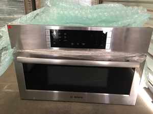 """Brand New Out Box Bosch 30"""" Microwave Built-In for Sale in Stockton, CA"""