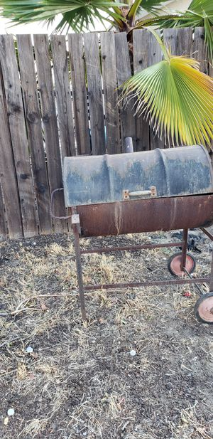 Barrel BBQ Grill restoration project for Sale in San Bernardino, CA
