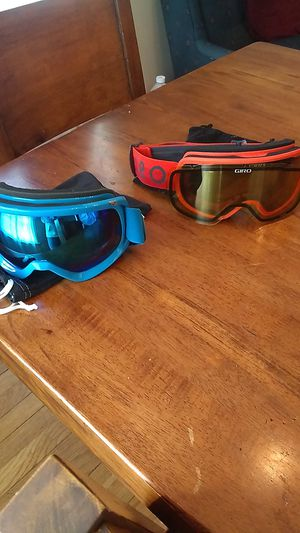 Ski/snowboard/snowmobile goggles for Sale in Dearborn, MI