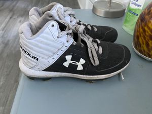 Under Armour Boys Cleats for Sale in Lutz, FL