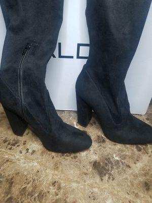 Black Aldo Boots for Sale in Aurora, CO