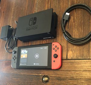 Nintendo Switch for Sale in Daniels, MD