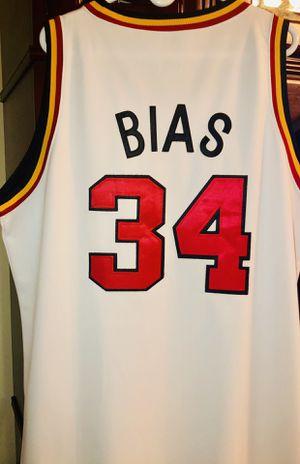 University of Maryland Basketball Phenom Len Bias' Jersey for Sale in DeSoto, TX