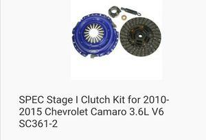 Cloutch for chevy camaro 2012 brand new for Sale in EVERETT, WA