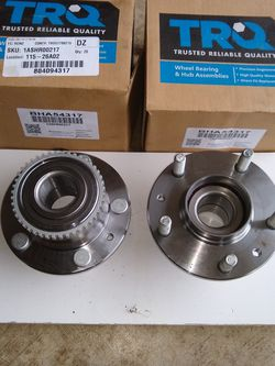 2008 Mazda 6 Wheel Bearing & Hub Assembly for Sale in Woodburn,  OR