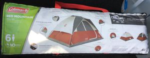 Coleman 6 Person Tent for Sale in West Palm Beach, FL