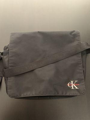 Calvin Klein Vintage style Cross body Messenger bag for Sale in Miami, FL