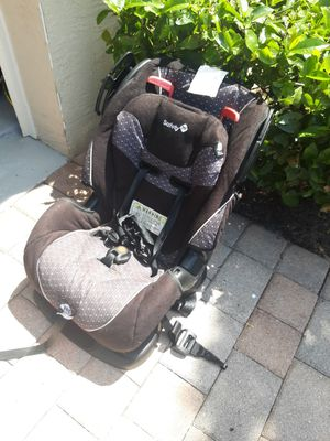 safety first car seat and also tilts back for Sale in Lake Worth, FL