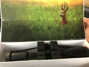 Zeiss Conquest DL 3-12x50 for Sale in Amarillo, TX