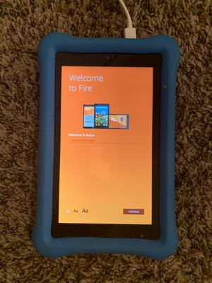 Amazon Fire tablet for Kids for Sale in Ontario, CA
