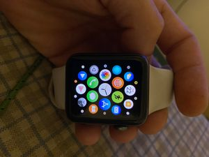 Apple Watch 42 mm aluminum case 3 series for Sale in Winter Haven, FL