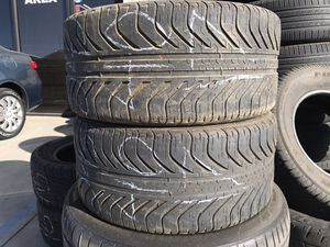 A Pair Of Used 245/40R17 245-40-17 Tire Tires for Sale in Los Angeles, CA