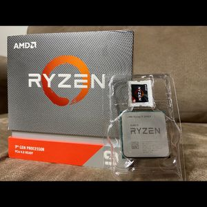 Ryzen 9 3900x W/ Box And Cooler for Sale in Oberlin, OH