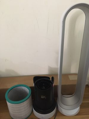 Dyson Pure Cool Tower Air Purifier Fan . Whole Room HEPA Filtration- AM11. for Sale in Woodbridge Township, NJ