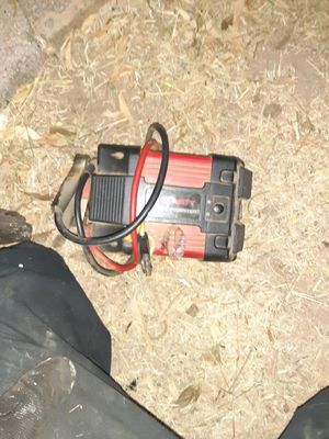 A car battery charger for Sale in San Angelo, TX
