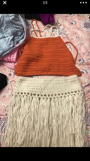 Moana crochett outfit for Sale in Irving, TX