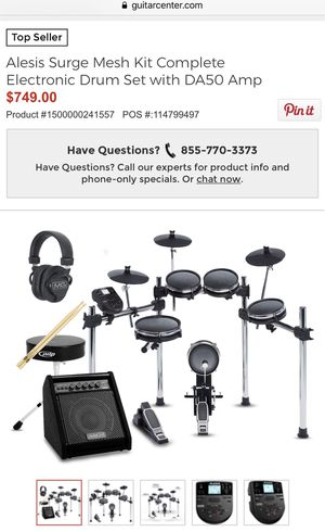 Alesis electric drum set for Sale in Baltimore, MD