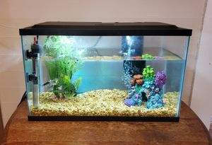 10 Gallon Aqua Culture Aquarium Fish Tank for Sale in Lutz, FL