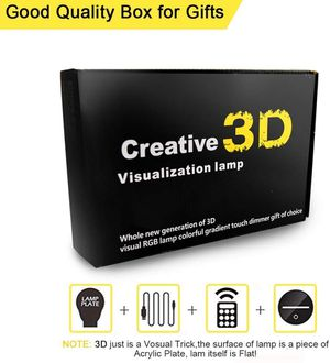 3d Lamp for Sale in Wausau, WI
