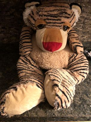 Stuffed Tiger for Sale in Olney, MD